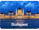Budapest Sample Fridge Magnet