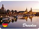 Dresden Sample Fridge Magnet