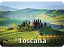 Toscany Sample Fridge Magnet