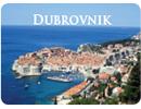 Dubrovnik Sample Fridge Magnet